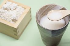 飲む点滴!「甘酒」の健康効果とは?