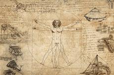 ダ・ヴィンチのノートに隠された意外な秘密とは?