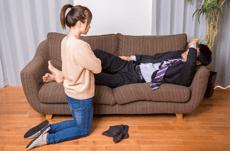 夫に対する妻の不満とその解消法は?