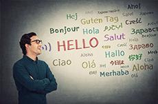 世界で最も話されている「言語」は?