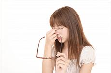 鼻に残る「メガネ跡」を軽減する方法