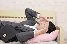 なぜ低気圧で頭痛が起きるのか?