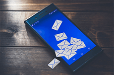 巧妙化する「迷惑メール」の見分け方