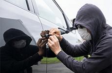 盗難に遭いやすい車種トップ5