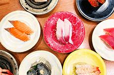 回転寿司で食べる量の平均や人気ネタは?
