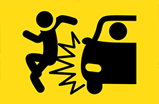 交通事故が起きやすい時間帯とは
