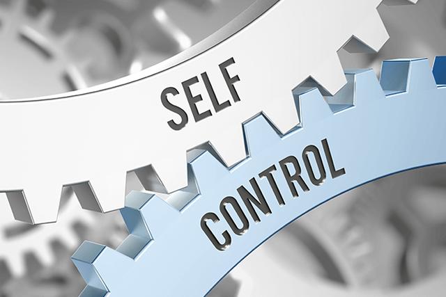 「自分をコントロールする方法」を学ぶ