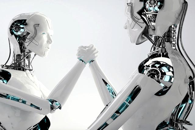 ロボット・人工知能と共生する近未来社会の姿