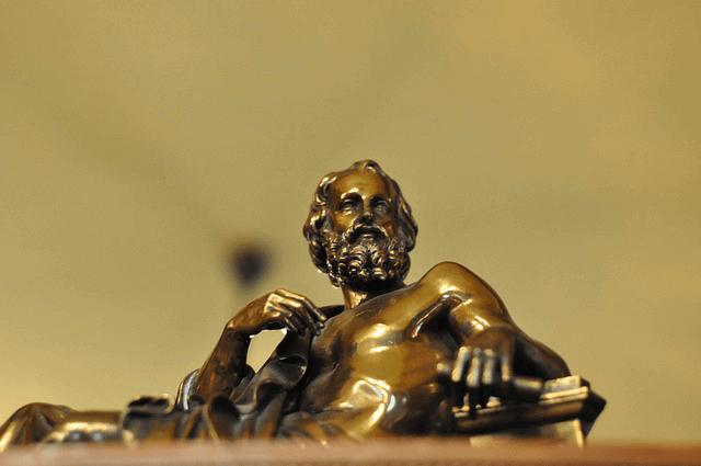対話篇のソクラテスはプラトンの想像による産物