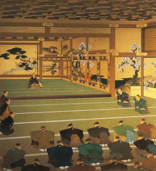 大政奉還を行った徳川慶喜の意図と新政府の成立