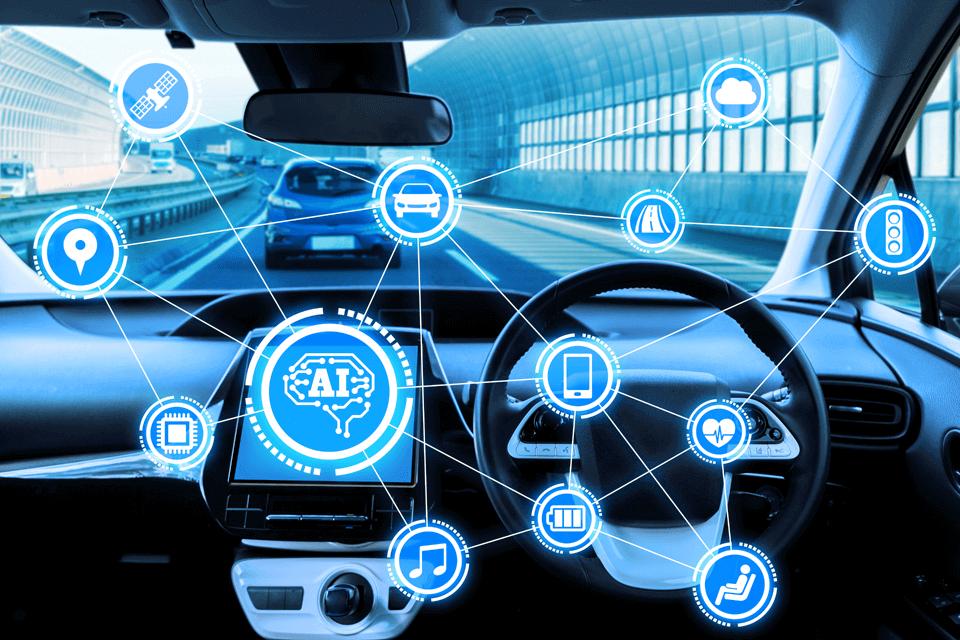 AIやビッグデータを活用した車が自動運転の中心…