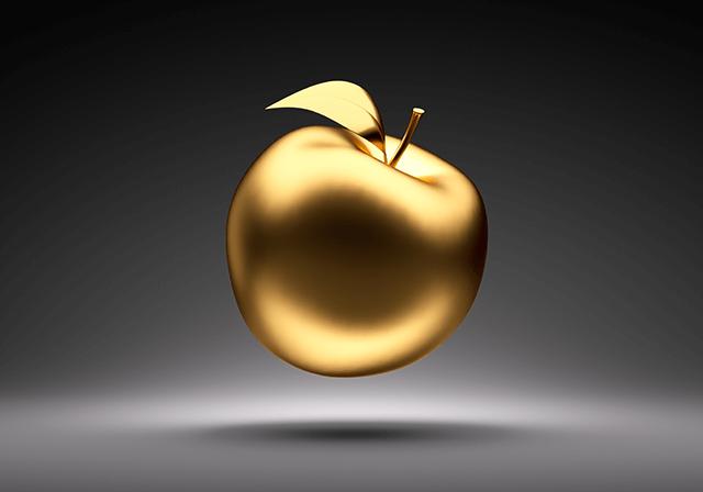 「黄金のリンゴ」という神話が意味するもの