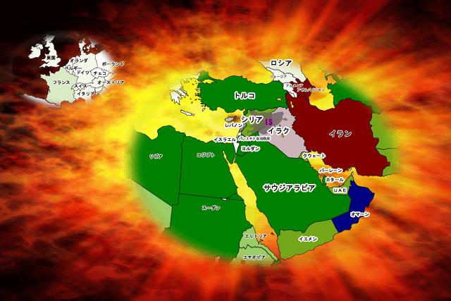 山内昌之が語る「中東複合危機」